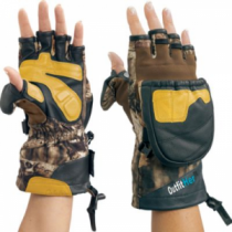 Cabela's Women's OutfitHER Extreme Glomitts - Realtree Xtra 'Camouflage' (XL)