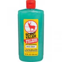 Wildlife Research Center Scent Killer Body Wash and Liquid Soap (12 OZ)