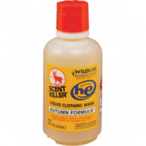 Wildlife Research Center Scent Killer Autumn Formula H-E Clothing Wash (18 OZ)
