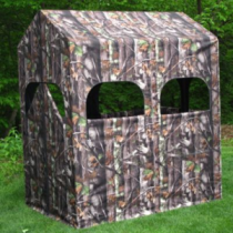 SmithWorks Outdoors ComfortQuest 4x6 Blind Package - Camo