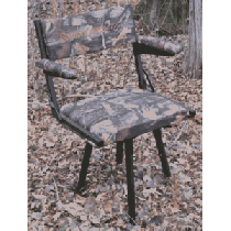 SmithWorks Outdoors ComfortQuest Sport Chair - Black