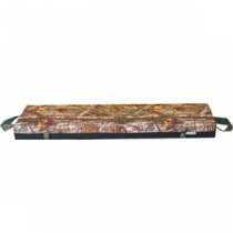Hunt Comfort Double Gun Seat Cushion Realtree Xtra