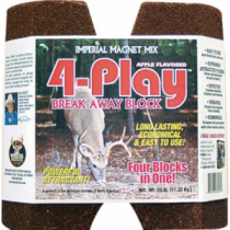 Whitetail Institute 4-Play Mineral Block