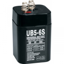 Cabela's 6-Volt Spring-Top Rechargeable Battery