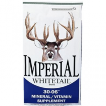 Whitetail Institute Imperial 30-06 Mineral/Vitamin Deer Supplement 20 lbs. - Copper