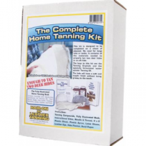 The Tannery Complete Home Tanning Kit