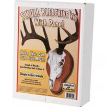 The Tannery Skull Bleaching Kit with Panel - Oak