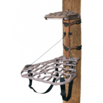 Lone Wolf Assault II Hang-On Stand - Camo