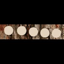 Trail-Marking Tacks - 50 pack - White