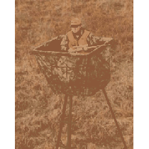 Big Game Treestands The Delta Blind Kit