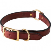 Cabela's Leather Dog Collars - Mahogany (21)
