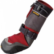 Ruffwear Bark'N Boots Polar Trex Dog Boots - Red Rock (3.25)