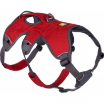 Ruffwear Web Master Harness - Red Currant (SMALL)