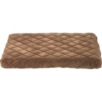 Cabela's Quilted Jamison Dog Bed with Protector Pad - Red (SMALL)