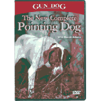 The New Complete Pointing Dog DVD