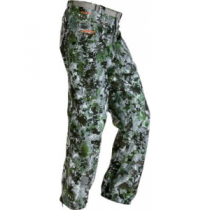 Sitka Men's Downpour Pants - Optifade Forest 'Camouflage' (MEDIUM)
