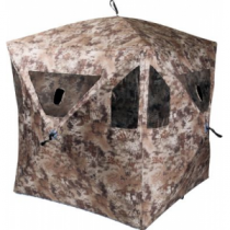 Ameristep Battlefield Ground Blind Kryptek Highlander - Camo
