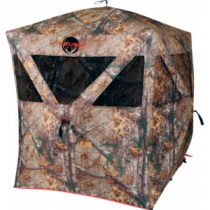Ameristep The Crush Enforcer Ground Blind Realtree Xtra