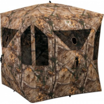 Ameristep Bone Collector Ground Blind Realtree Xtra