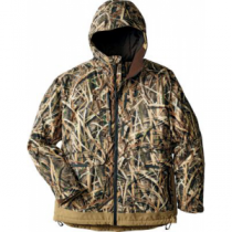 Cabela's Men's Northern Flight Lite Parka with Thinsulate and 4MOST DRY-Plus - Mo Shdw Grass Blades 'Camouflage' (2XL)