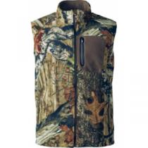 Cabela's Men's Your Choice Fleece 300-Wt. Vest - Zonz Western 'Camouflage' (3XL)