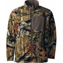 Cabela's Men's Your Choice Fleece 100-Wt. Jacket - Zonz Woodlands 'Camouflage' (MEDIUM)