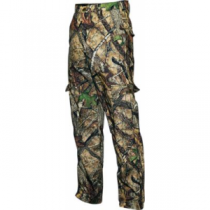 True Timber Men's Cotton-Twill Cargo Pants - Htc 'Camouflage' (2XL)