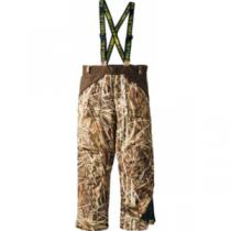 Cabela's Youth Silent Suede Pants - Zonz Woodlands 'Camouflage' (MEDIUM)