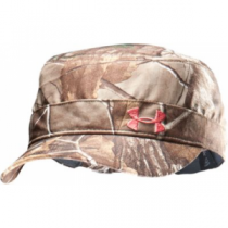Under Armour Women's Military Cap - Realtree Xtra 'Camouflage' (ONE SIZE FITS MOST)