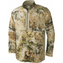 Cabela's Men's Made in the Shade 1/4-Zip Top with 4MOST UPF Camo - Zonz Western 'Camouflage' (3XL)