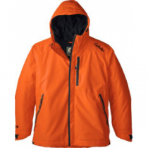 Cabela's Men's Blaze Still Hunter Parka with Thinsulate and 4MOST DRY-Plus 'Orange' (2XL)