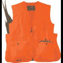 Cabela's Youth Upland Vest - Blaze Orange (MEDIUM)