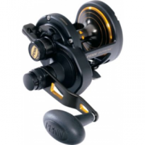 Penn Fathom Lever Drag Two-Speed Reel - Stainless