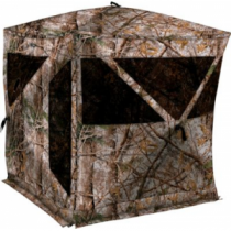 Cabela's Zonz 360 Ground Blind - Black