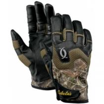 Cabela's Instinct Men's Backcountry Liner Gloves - Zonz Backcountry 'Camouflage' (XL)