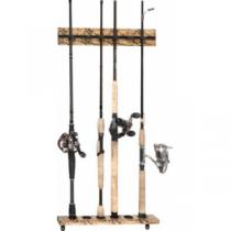 Organized Fishing Camo Modular Rod Rack