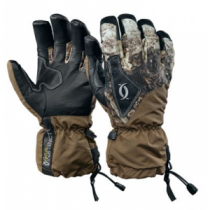 Cabela's Instinct Men's Backcountry Shell Gloves with Gore-TEX - Zonz Backcountry 'Camouflage' (MEDIUM)