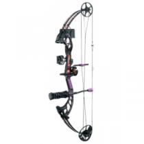 PSE Stinger X RTS Stiletto Compound-Bow Package - Purple