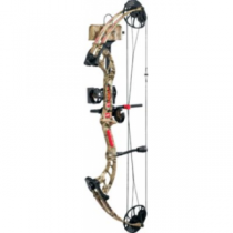 PSE Fever RTS Camo Compound-Bow Package