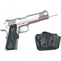 Crimson Trace Lasergrip with Free Holster (1911 FULL SIZE)