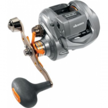 Okuma Coldwater Low Pro Linecounter Reel - Clear