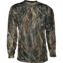 TRUE TIMBER Men's Waterfowl Long-Sleeve Tee Shirt - True Timber Drt (XL)