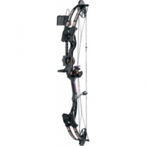 PSE Fever RTS Purple Compound-Bow Package
