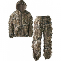 Cabela's Men's Leafy-Wear Pro HD Suit - Mo Break-Up Infinity (XL)