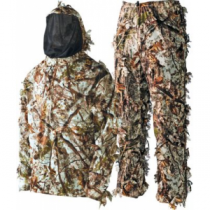 Cabela's 3-D Bug Suit - Zonz Woodlands 'Camouflage' (MEDIUM)