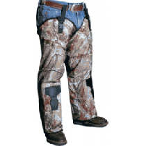 ForEverlast Men's Snake-Guard Camo Chaps - Realtree Xtra 'Camouflage' (ONE SIZE FITS MOST)