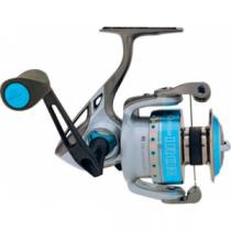 Quantum Iron PT Spinning Reel - Stainless, Saltwater Fishing