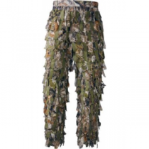 Cabela's Instinct Maximum Concealment System Ghillie Pants - Zonz Woodlands 'Camouflage' (XL)