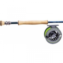 Cabela's Atoll Rls+ Rod and Reel Combo