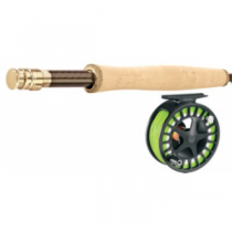 Cabela's LSI WLx II Fly Rod and Reel Combo